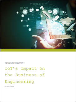 Perceptive Analysis: IoT's Impact on the Business of Engineering